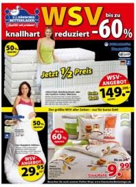 Dänisches Bettenlager WSV bis zu -60% Dezember 2015 KW52