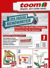 toom Baumarkt Der große Renowinter Januar 2016 KW53 2