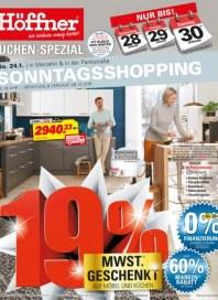 Höffner Höffner ... Küchen-Spezial Januar 2016 KW03 2