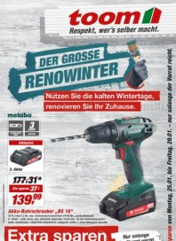 toom Baumarkt Der große Renowinter Januar 2016 KW04 4
