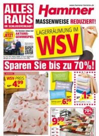 Hammer Lagerräumung im WSV Januar 2016 KW03 3