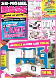 SB Möbel Boss Der Boss macht den Preis Februar 2016 KW05