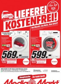MediaMarkt Lieferei Kostenfrei Februar 2016 KW05