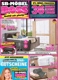 SB Möbel Boss Qualität sehr günstig Februar 2016 KW06
