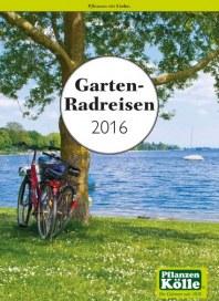 Pflanzen Kölle Garten-Radreisen 2016 Februar 2016 KW06