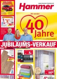 Hammer Jubiläums - Verkauf Februar 2016 KW08