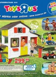 Toys''R''Us Outdoorkatalog 2016 Februar 2016 KW09