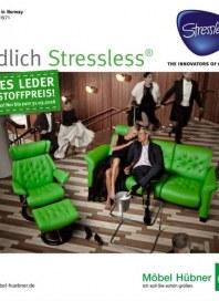 Möbel Hübner Endlich Stressless März 2016 KW09