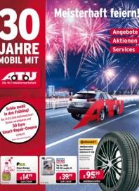 A.T.U Auto Teile Unger Meisterhaft feiern März 2016 KW10