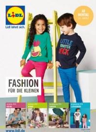 Lidl Fashion für die Kleinen März 2016 KW11