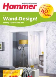 Hammer Wand - Design März 2016 KW11