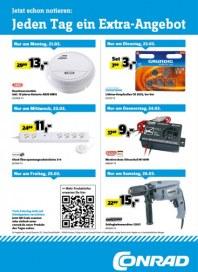 Conrad Electronic Jeden Tag ein Extra-Angebot März 2016 KW12 6