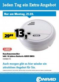 Conrad Electronic Jeden Tag ein Extra-Angebot März 2016 KW12 1