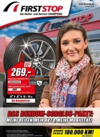 First Stop Reifen Auto Service GmbH Das Rundum-Sorglos-Paket März 2016 KW12