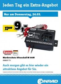 Conrad Electronic Jeden Tag ein Extra-Angebot März 2016 KW12 4