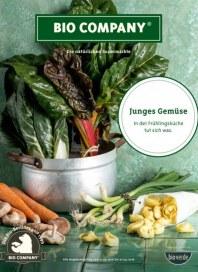 Bio Company Junges Gemüse März 2016 KW13