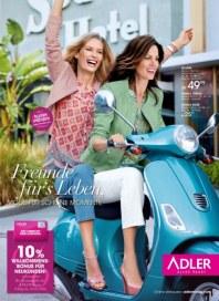 Adler Freunde fürs Leben, Mode für schöne Momente April 2016 KW14