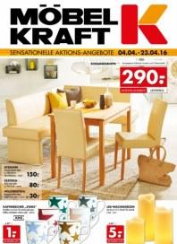 Möbel Kraft Sensationelle Aktions-Angebote April 2016 KW14