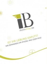 iBoxx Berlin Ist Ihr Liebling kaputt April 2016 KW14