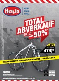 """Hervis """"get movin'"""" Hervis """"get movin'"""" Angebote 11.04 - 23.04.2016 Apri"""