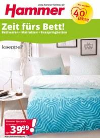 Hammer Zeit fürs Bett April 2016 KW15