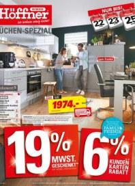 Höffner Höffner ... Küchen-Spezial April 2016 KW16