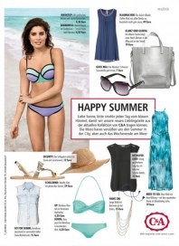 C&A Happy Summer April 2016 KW16