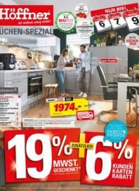 Höffner Höffner ... Küchen-Spezial April 2016 KW17 3