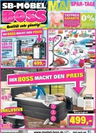 SB Möbel Boss Der Boss macht den Preis Mai 2016 KW18