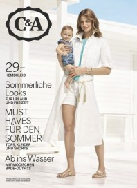 C&A Sommerliche Looks Mai 2016 KW18 1