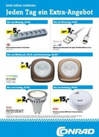 Conrad Electronic Jeden Tag ein Extra-Angebot Mai 2016 KW21 7