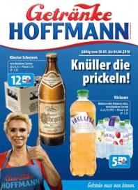 Getränke Hoffmann Knüller die prickeln Mai 2016 KW22