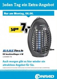 Conrad Electronic Jeden Tag ein Extra-Angebot Juni 2016 KW23 1