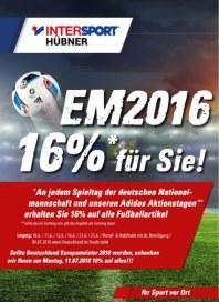 Intersport EM 2016 Juni 2016 KW23