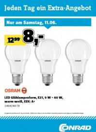 Conrad Electronic Jeden Tag ein Extra-Angebot Juni 2016 KW23 5