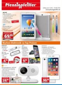 Pfennigpfeiffer Marken-Elektronik zu Top-Preisen Juni 2016 KW24