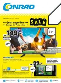 Conrad Electronic Sale Juni 2016 KW24