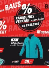 Intersport Alles muss raus Juni 2016 KW25