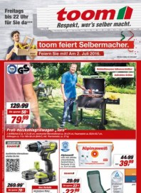 toom Baumarkt Respekt, wers selber macht Juni 2016 KW25 3