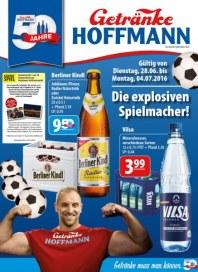 Getränke Hoffmann Die explosiven Spielmacher Juni 2016 KW26 1