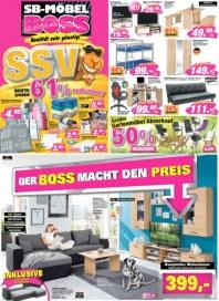 SB Möbel Boss Der Boss macht den Preis Juni 2016 KW26 1