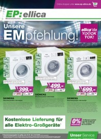 Electronic Partner (EP) Unsere EMpfehlung Juli 2016 KW26