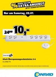 Conrad Electronic Jeden Tag ein Extra-Angebot Juli 2016 KW27 6