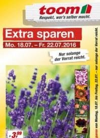 toom Baumarkt Extra sparen Juli 2016 KW29 1