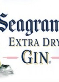 Getränke Hoffmann Seagrams - Extra Dry Gin August 2016 KW31