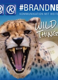 aetka #BRANDNEU - WILD THINGS August 2016 KW31