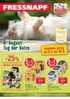 Prospekte Fressnapf Alles für mein Tier Angebote Februar 2018 KW08 1-Seite1