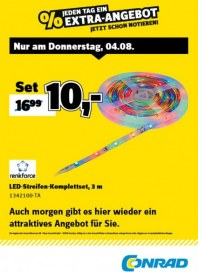 Conrad Electronic Jeden Tag ein Extra-Angebot August 2016 KW31 3
