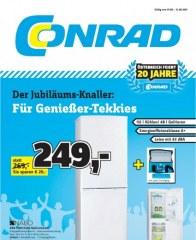 Prospekte Conrad Österreichs größtes Technikparadies Angebote Februar 2018 KW08 1