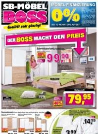 SB Möbel Boss Der Boss macht den Preis August 2016 KW32 1